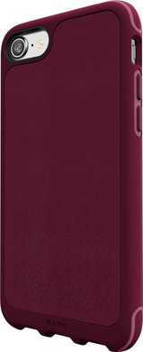 Laut R1 Apple iPhone 7 Bordeaux Rood