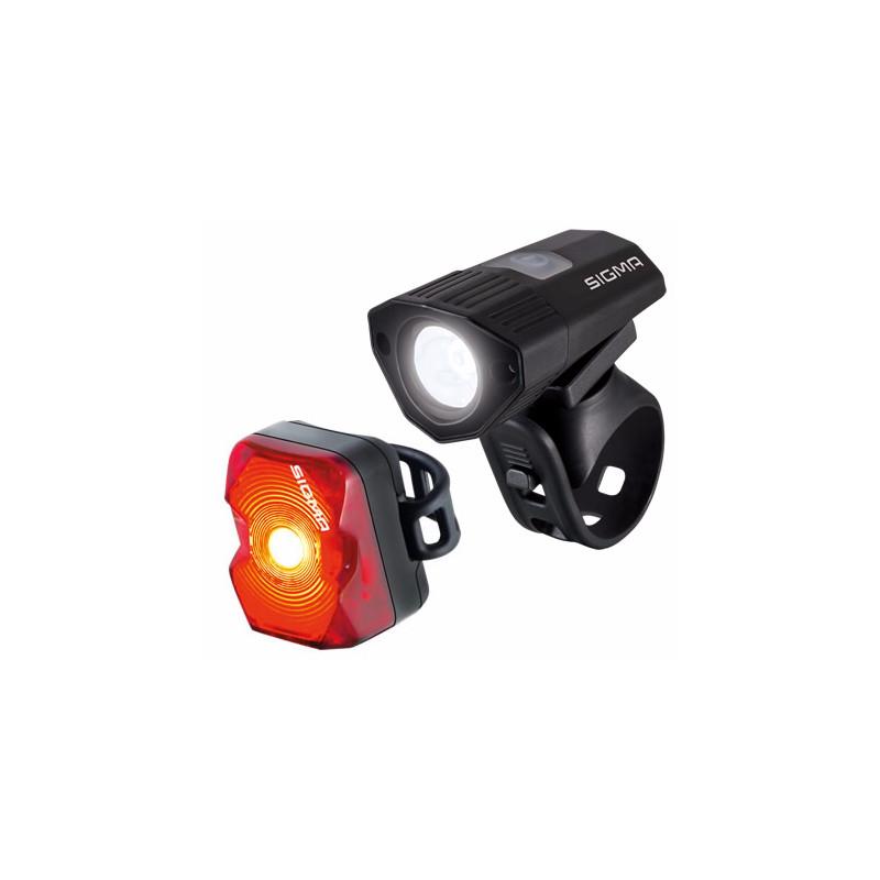 Sigma Sport Buster 100 HL K-set fietsverlichting