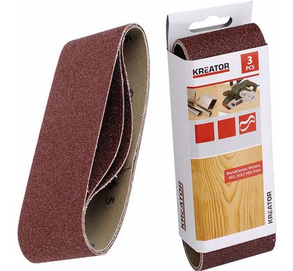 Kreator Schuurband 75x533mm K180 (3x)