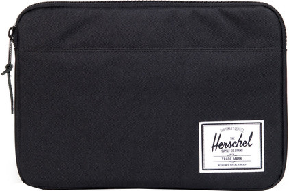 "Herschel Anchor Sleeve 12"" Black"
