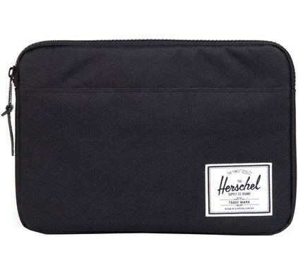 Herschel Anchor Sleeve voor Macbook 12'' Black