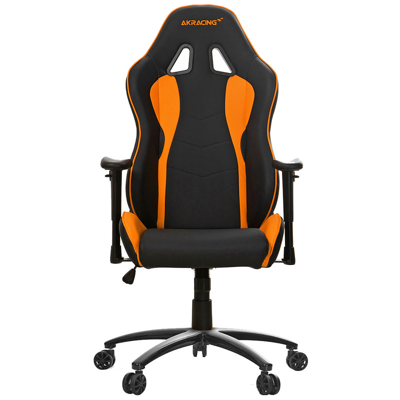 AKRacing Nitro gaming zwart-oranje
