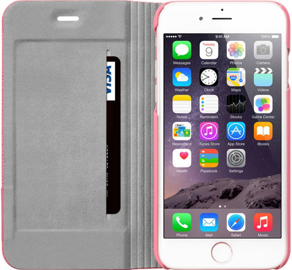 Laut Apex Knit Apple iPhone 7 Plus Donkerrood