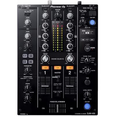 Image of Pioneer DJ DJM-450 DJ-mixer