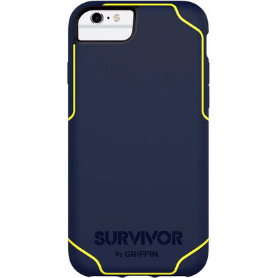 Griffin Survivor Journey Apple iPhone 6/6s/7 Geel
