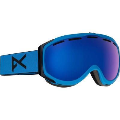 Image of Anon Hawkeye Blue + Blue Cobalt Lens