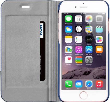 Laut Apex Knit Apple iPhone 7 Plus Blauw