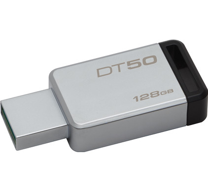 Kingston DataTraveler 50 USB 3.0 128 GB