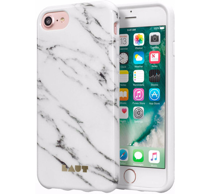 Laut Huex Elements Apple iPhone 7 Marble Wit