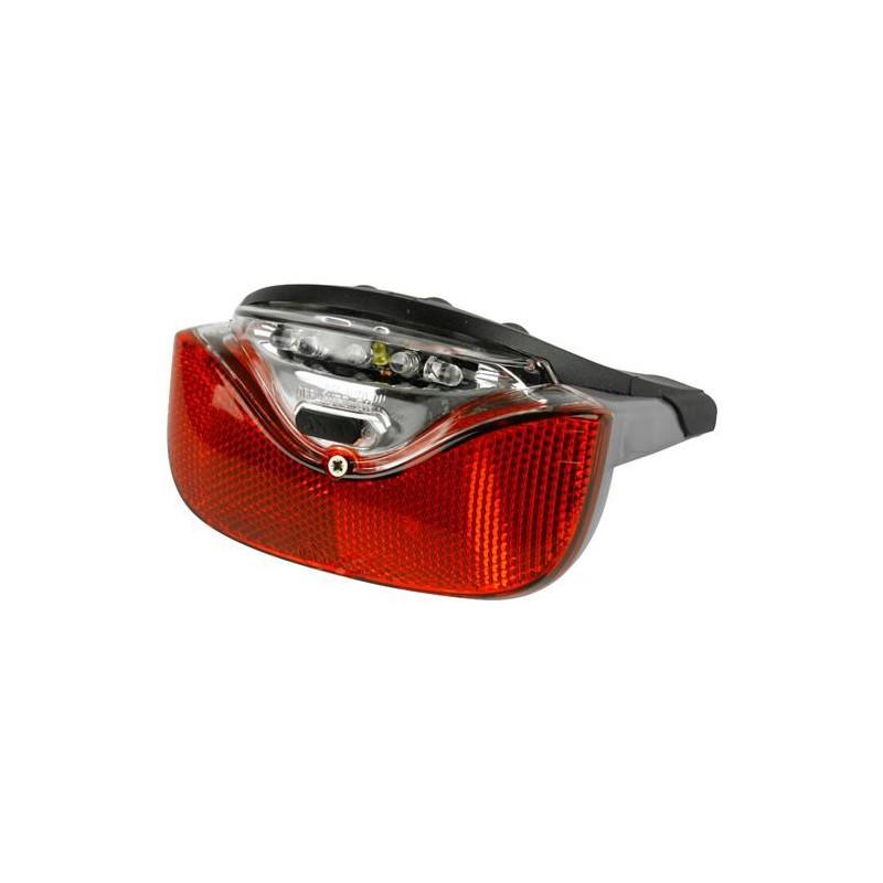 Gazelle Achterlicht Power Vision 2 Led Batterij Geint