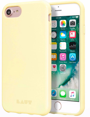 Laut Huex Pastel Apple iPhone 7 Plus Geel