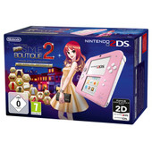 Nintendo 2DS Wit Roze + New Style Boutique 2