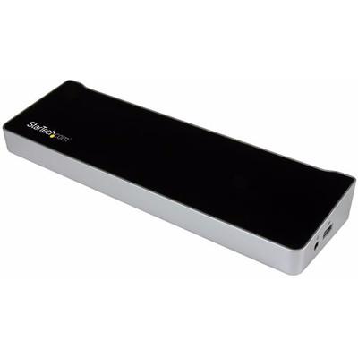 Image of StarTech USB 3.0 Triple Monitor Docking Station Laptops