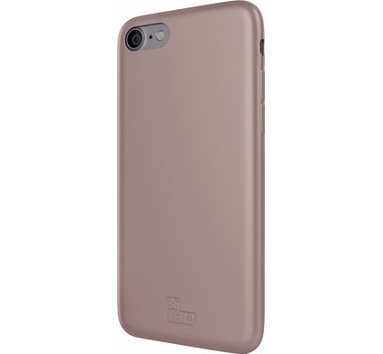 BeHello Thin Gel Apple iPhone 7 Rose Gold