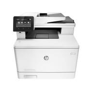 HP Color LaserJet Pro MFP M477fdw + 4-Kleuren Pack (HP)