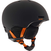 Anon Raider Black/Orange (57 - 59 cm)