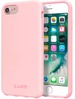 Laut Huex Pastel Apple iPhone 7 Roze