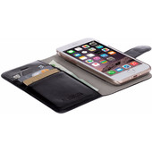 Krusell Ekero 2-in-1 Wallet Case Apple iPhone 7/8 Zwart
