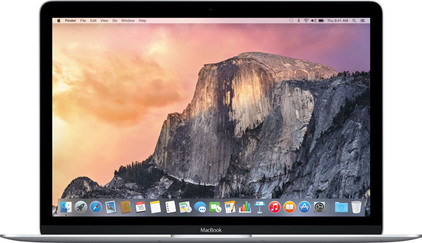 Forza MacBook 12'' 512 GB Zilver (Refurbished)