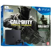 Sony PlayStation 4 Slim 1 TB + Call of Duty: Infinite Warfare Legacy Edition