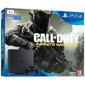 Sony PlayStation 4 Slim 1 TB + Call of Duty: Infinite Warfare