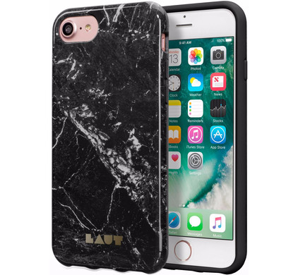 Laut Huex Elements Apple iPhone 7 Plus Marble Zwart