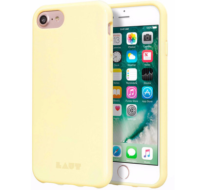 Laut Huex Pastel Apple iPhone 7 Geel