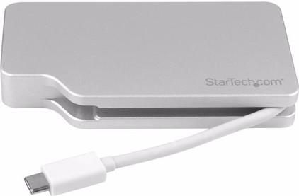 StarTech reisadapter USB-C naar VGA / DVI / HDMI / mDP 4K