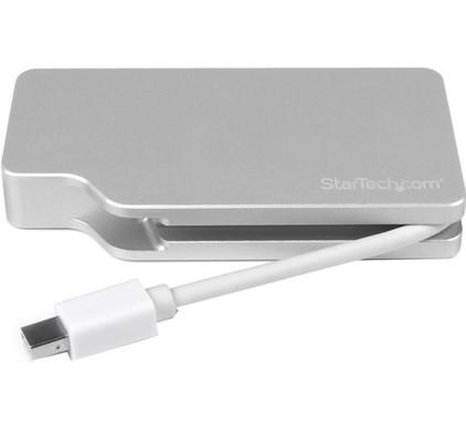 Startech A/V reisadapter Mini DP naar VGA, DVI of HDMI