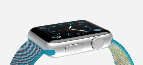Materiaal Apple Watch