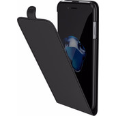 BeHello Flip Case Apple iPhone 6/6S/7/8 Zwart