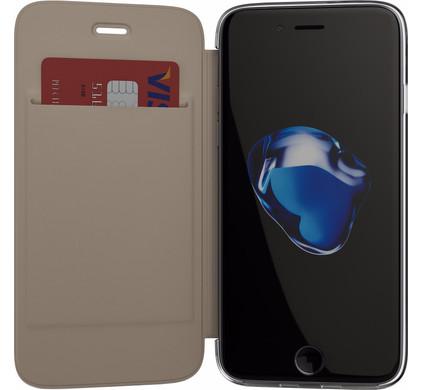 BeHello Book Case Apple iPhone 7 Goud