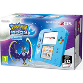 Nintendo 2DS + Pokemon Moon