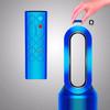 visual leverancier Pure Hot+Cool Link Blauw/IJzer