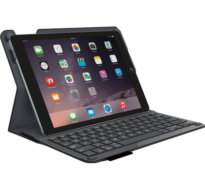 Logitech Type Apple iPad Air 2 Keyboard Cover Qwerty Zwart