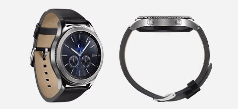 Uiterlijk Samsung Gear S3