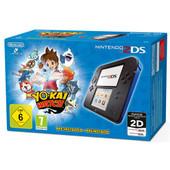 Nintendo 2DS Blauw Zwart + Yokai Watch