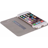 Krusell Malmo Book Case Apple iPhone 7 Wit
