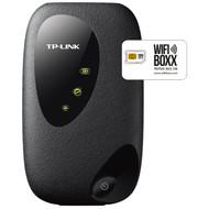 WifiBoxx TP-Link M5250 + Prepaid Data simkaart 250 MB