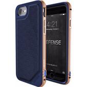 X-Doria Defense Lux Cover Apple iPhone 7 Blauw