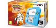Nintendo 2DS + Pokemon Sun