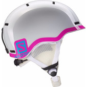 Salomon Grom White Glossy Pink (53 - 56 cm)