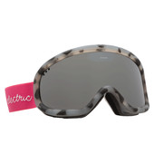 Electric Charger Womens Pink + Bronze Silver Chrome Lens
