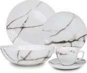S&P Serviesset 20-delig Marble