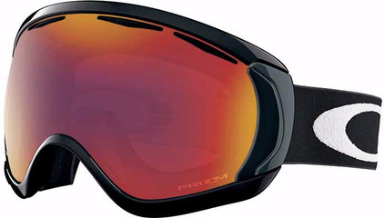 Oakley Canopy Black + Prizm Torch Iridium Lens