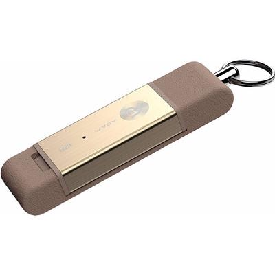 Image of Adam Elements iKlips Flash Drive DUO 128 GB Goud