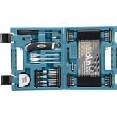 Makita 71-delige bit- en borenset D-33691
