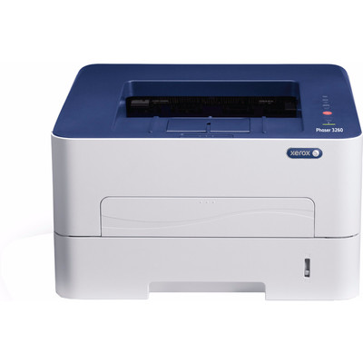 Phaser 3260V_DNI\Duplex Printer\29ppm\PS-PCL\USB\Ethernet\Wireless\250-Sheet Tray