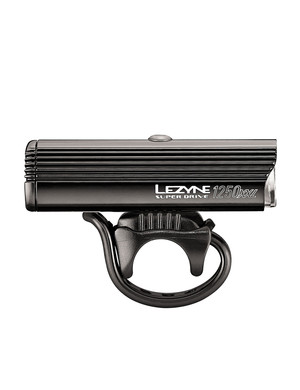 Lezyne Super Drive 1250XXL Black/Hi Gloss