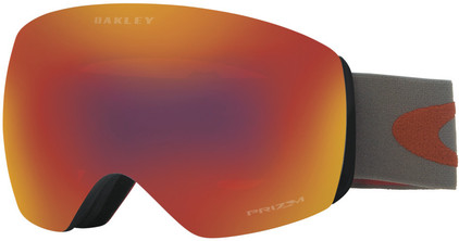 Oakley Flight Deck Iron Brick + Prizm Torch Iridium Lens